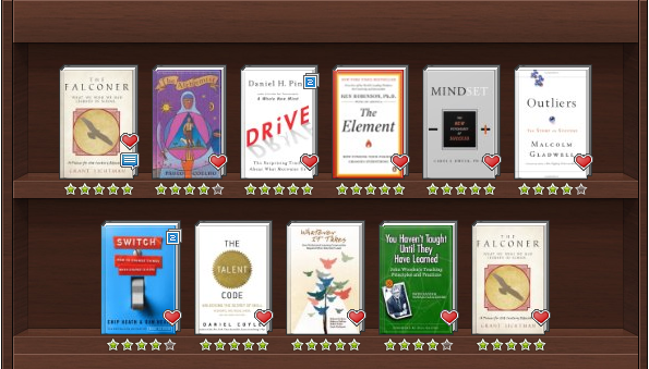 Jill's Reading List for Teacher Learners