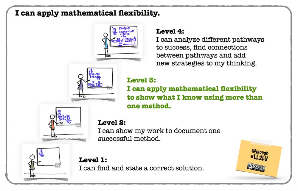Fluency: comprehension, accuracy, flexibility, and efficiency (2/3)