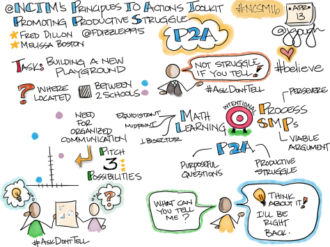 Conference Sketch Note - 35